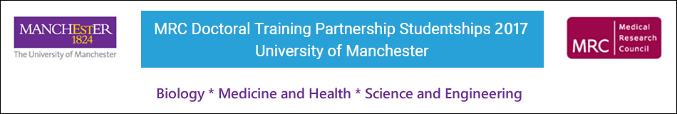University of Manchester Featured PhD Programmes