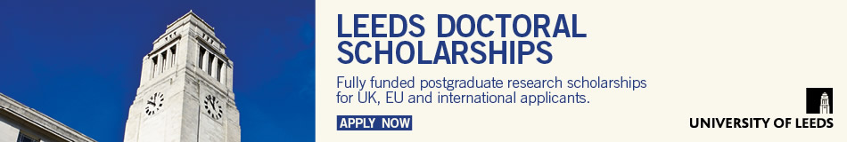 University of Leeds Featured PhD Programmes