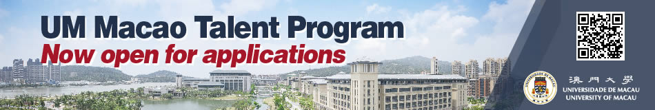 University of Macau Featured PhD Programmes