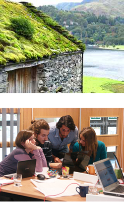 Energy Demand Reduction & the Built Environment Doctoral Training Centre