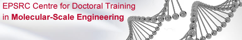 Leeds & Sheffield DTC in Molecular-Scale Engineering