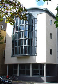 University of Oxford EPSRC Doctoral Training Centres Building