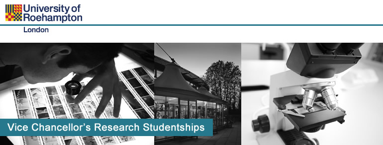Creative writing phd studentship 2012