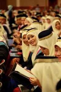 UBD Graduation