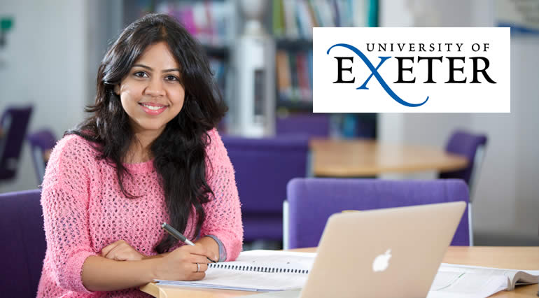 University of Exeter - PhD funding from the College of Social Sciences and International Studies