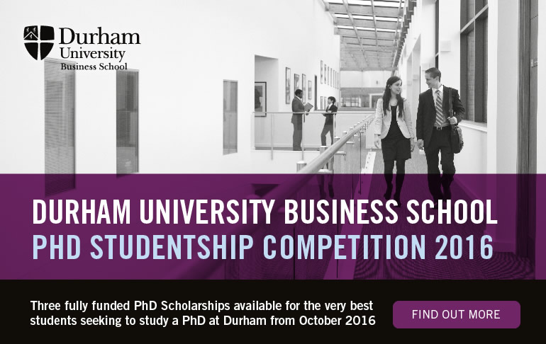 PhD Scholarships Competition