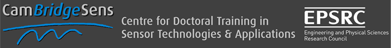 Up to 10 fully funded studentships for UK and eligible EU students are available at the EPSRC Centre for Doctoral Training in Sensor Technologies and Applications at the University of Cambridge.