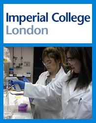 The ICB CDT is a doctoral training programme, which forms the heart of the ICB at the Department of Chemistry, Imperial College London