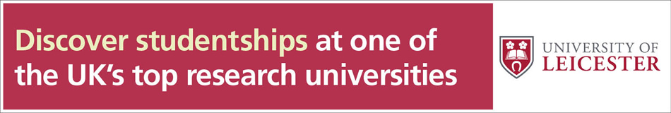 University of Leicester Featured PhD Programmes