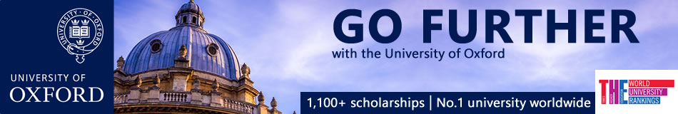 University of Oxford Featured PhD Programmes
