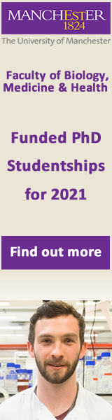The University of Manchester Featured PhD Programmes