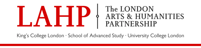 AHRC Studentships with the London Arts & Humanities Doctoral Training Partnership