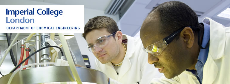 the department of chemical engineering has fully funded scholarships available for outstanding phd applicants to