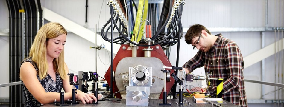 A doctoral training programme in fusion energy, including materials, instrumentation and plasma science.