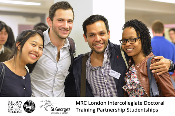 MRC London Intercollegiate Doctoral Studentships