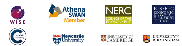NERC/ESRC funded Doctoral studentships for the DREAM October 2016 intake.
