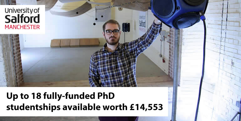 Find A PhD : Up to 18 fully-funded PhD studentships
