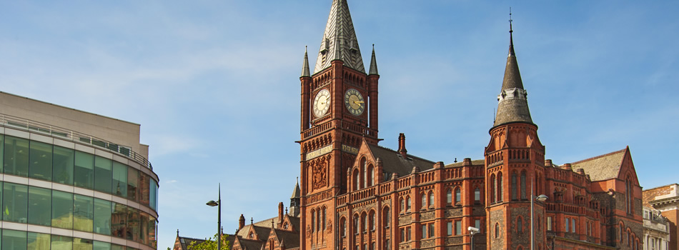 University of Liverpool: Research Excellence