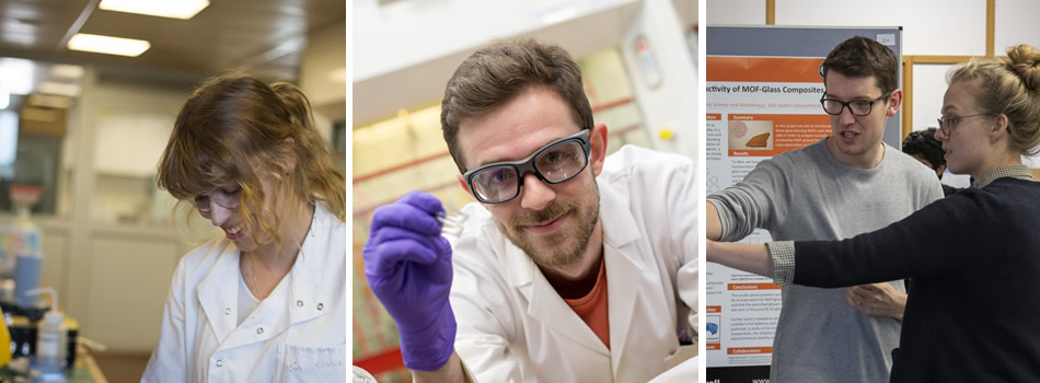 Fully Funded Studentships on 4 year MRes + PhD at EPSRC CDT in Nanoscience and Nanotechnology (NanoDTC)