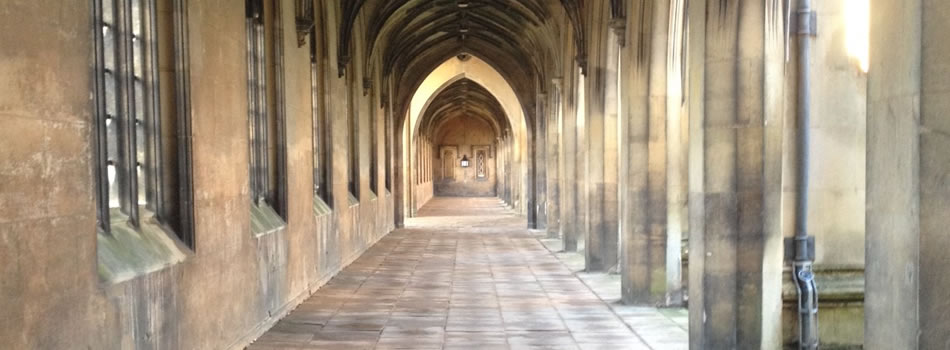 University of Cambridge ESRC Doctoral Training Partnership Studentships
