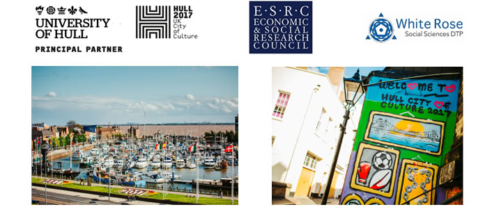 2-4 fully-funded ESRC White Rose Social Science Doctoral Training Partnership Scholarships at the University of Hull