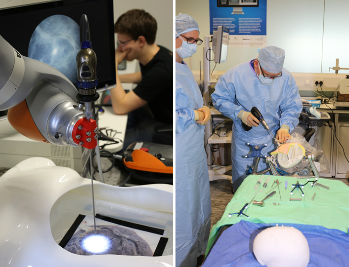 Wellcome / EPSRC Centre for Surgical and Interventional Sciences