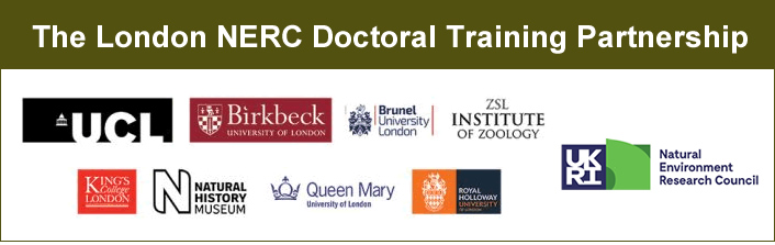 The London NERC Doctoral Training Partnership