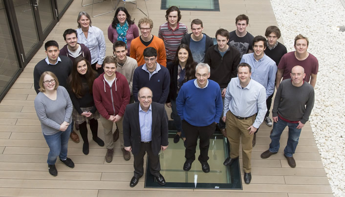 EPSRC Centre for Doctoral Training for Computational Methods in Materials Science