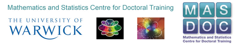EPSRC Centres for Doctoral Training, Maths and Statistics 4 Year PhD Programme