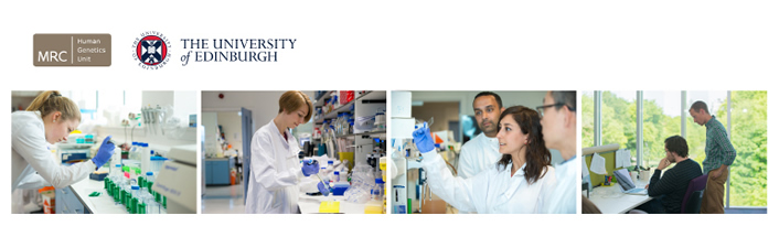 MRC four-year PhD programme in Molecular Genetics, Genomics and Disease