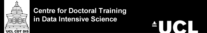 Centre for Doctoral Training in Data Intensive Science