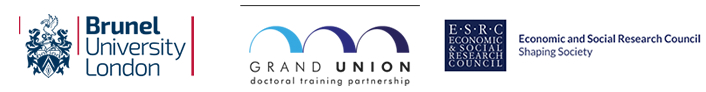 ESRC Funded Studentships in Health & Wellbeing at Brunel University London via the Grand Union Doctoral Training Partnership