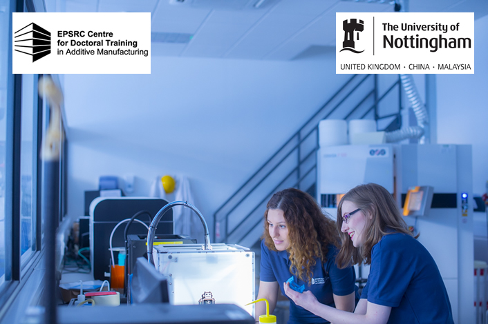 EPSRC Centre for Doctoral Training in Additive Manufacturing