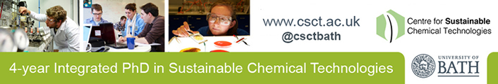 EPSRC Centre for Doctoral Training in Sustainable Chemical Technologies