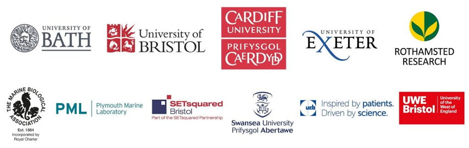 Fully Funded PhD studentships with the South West Biosciences Doctoral Training Partnership (SWBio DTP)