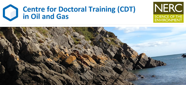 Natural Environment Research Council (NERC) Centre for Doctoral Training (CDT) in Oil & Gas