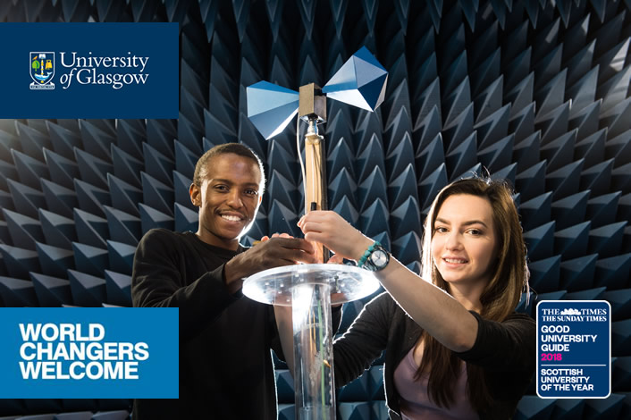 College of Science and Engineering PhD Studentships 2017