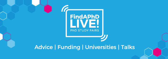 FindAPhD LIVE! OXFORD 2019