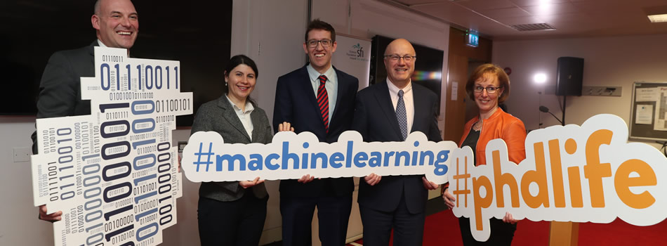 SFI Centre for Research Training in Machine Learning
