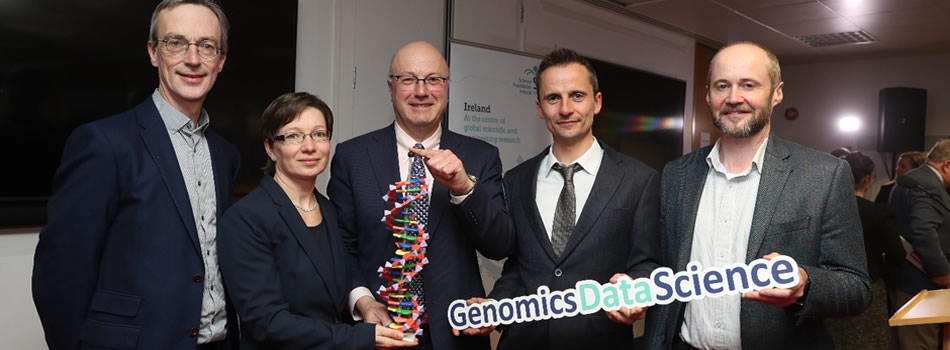 SFI Centre for Research Training in Genomics Data Science