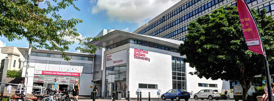 Doctoral research opportunities in science and technology at Sheffield Hallam University
