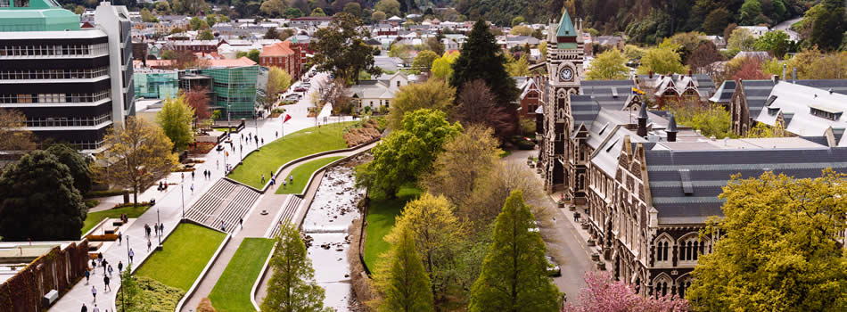 World-class research programme at the University of Otago