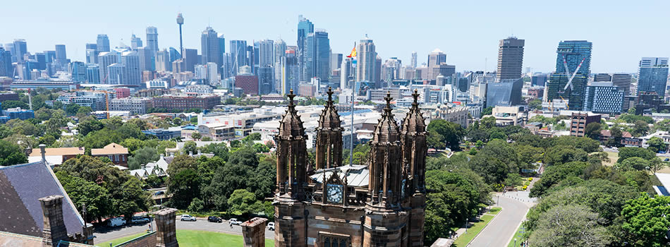 PhD Scholarships at The University of Sydney
