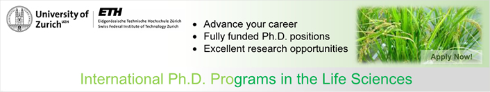 The Life Science Zurich Graduate School consists of several highly competitive Ph.D. programs