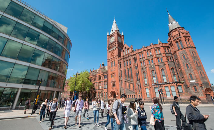 The University of Liverpool provides one of the largest concentrations of health and life science expertise in the UK