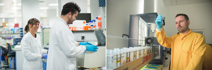 The Faculty of Health and Life Sciences covers a spectrum of health and disease related research