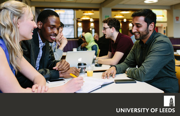 We have a thriving postgraduate community here at Leeds